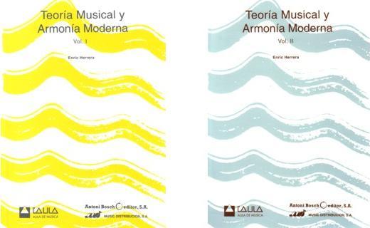 Teoría musical y armonía moderna