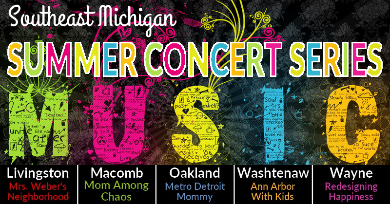 Southeast Michigan Summer Concert Series