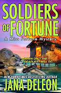Currently Reading (Miss Fortune Mystery #6)