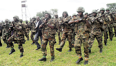 Nigerian Army Recruitment | Nigerian Army Commences 77 Regular Recruitment – recruitment.army.mil.ng