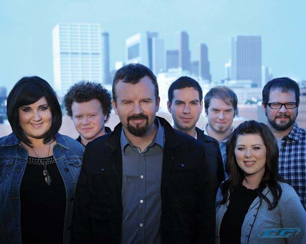 Casting Crowns - Come To The Well 2011 band members
