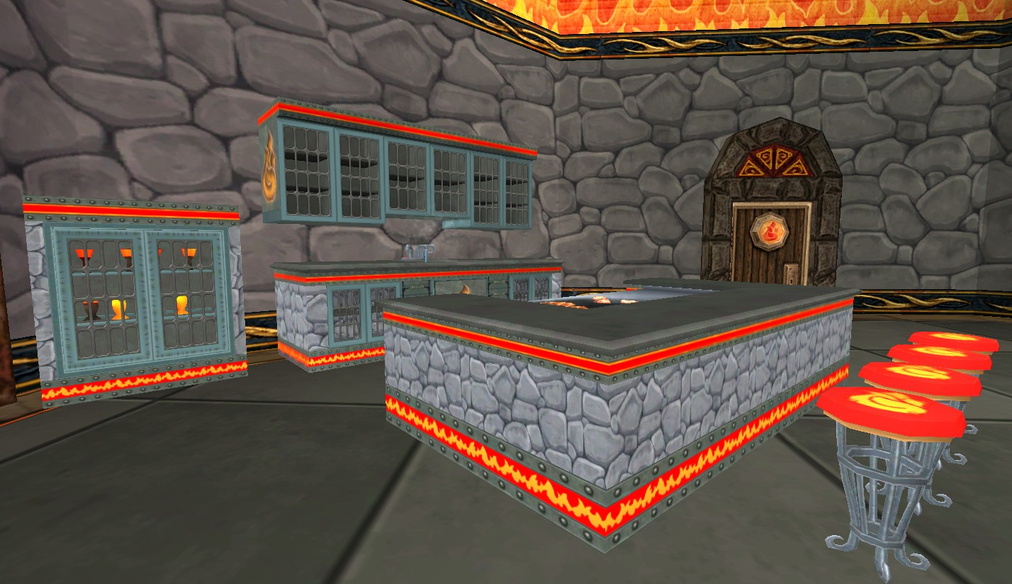 New school furniture from wizard101 stars of the spiral for Furniture 101