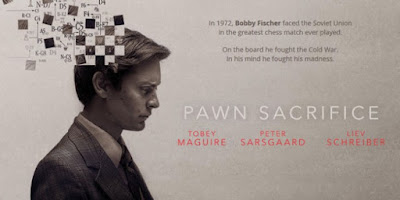 Film Pawn Sacrifice 2015