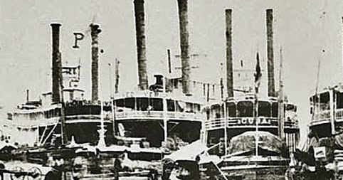 an introduction to steamboats in louisiana An introduction to louisiana folklore miscellany volume 18, a special issue dedicated to folk healing and belief  a great amount has been written on steamboats.