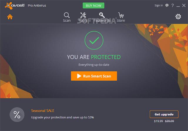 تحميل برنامج انتى فيرس افاست للكمبيوتر Avast Pro Antivirus 11.2