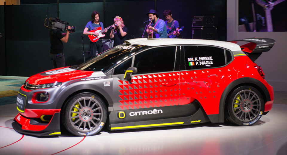 citro n c3 wrc concept previews a return to rally dominance
