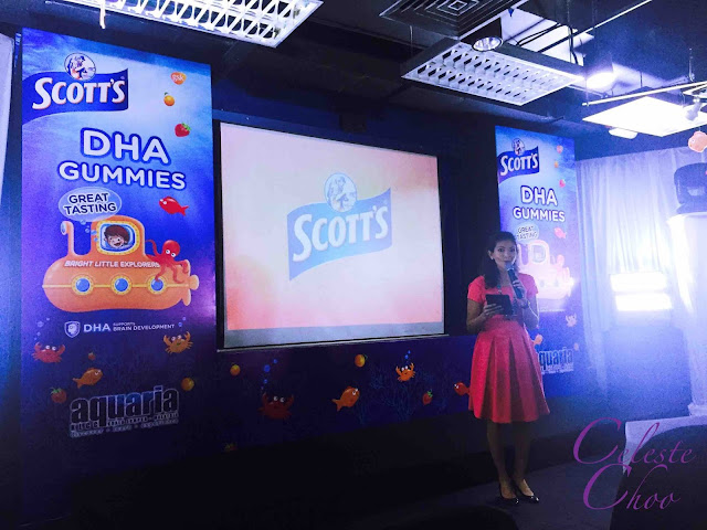 scotts-press-event-launch-of-dha-gummies-klcc