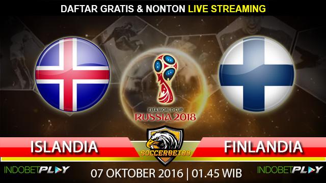 Prediksi Islandia vs Finlandia 07 Oktober 2016 (Piala Dunia 2018)