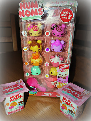 Num Noms, collectible toys