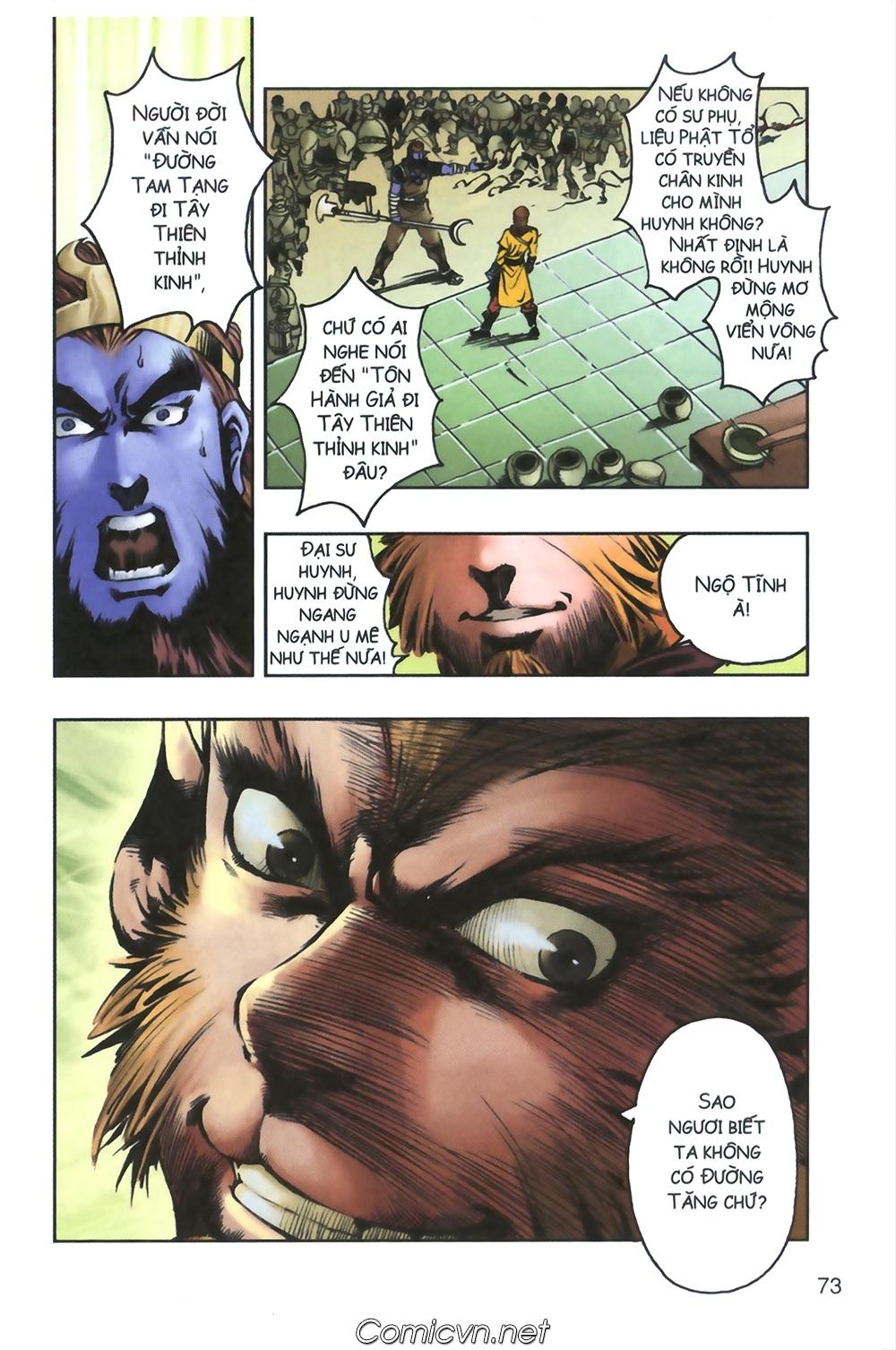 Tây Du Ký màu - Chapter 102 - Pic 42