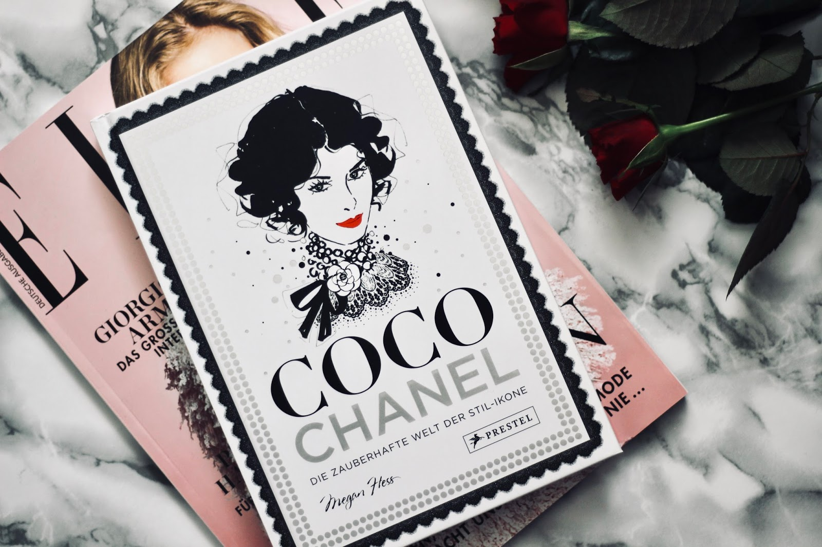 Buchrezension Coco Chanel Von Megan Hess The Fashionable Blog