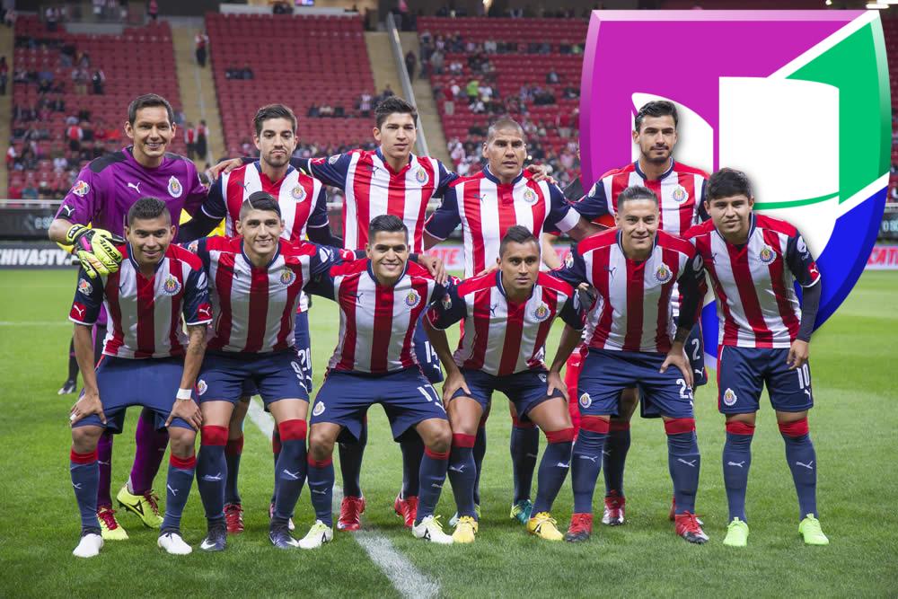 Chivas y Univisión Deportes acaban de renovar contrato.