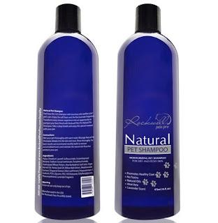 Rockwell Pets Pro Natural Shampoo www.RockwellPetsPro.com