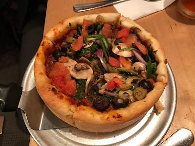 デビルクラフトのシカゴピザ