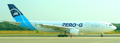 Airbus 300_zero G Flight