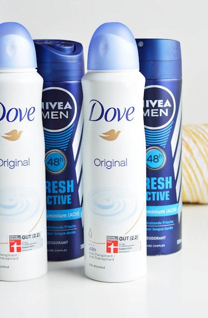 Desodorantes y Antitranspirantes Poca & Go