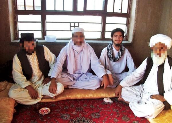 amico dei talebani