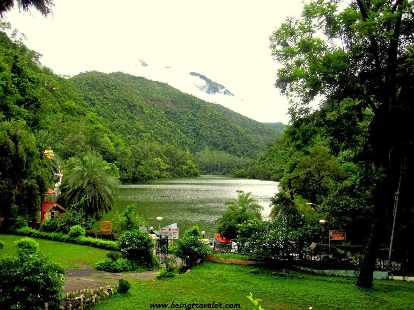 Renuka Ji Lake, Nahan