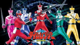 Mirai Sentai Timeranger - Siêu Nhân Tương Lai VietSub