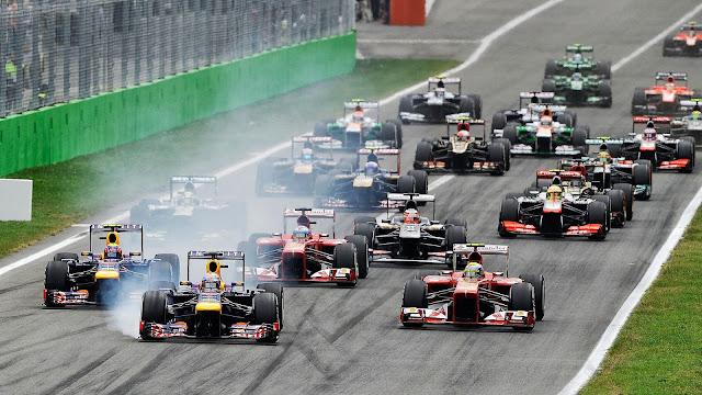 Monza se queda con la F1 hasta 2019