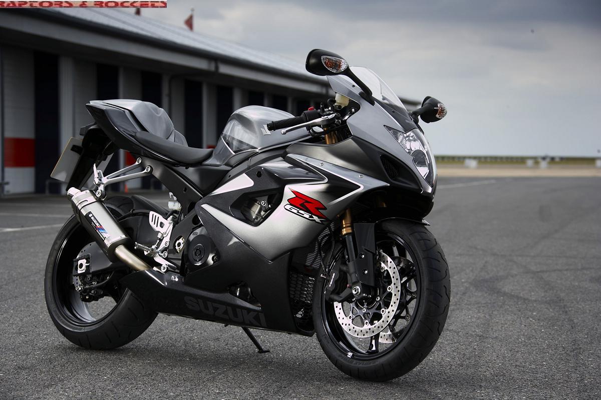 Suzuki Gsx R 600 Sport Bike