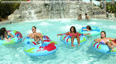 Aquatica Orlando Parque Piscina Ondas