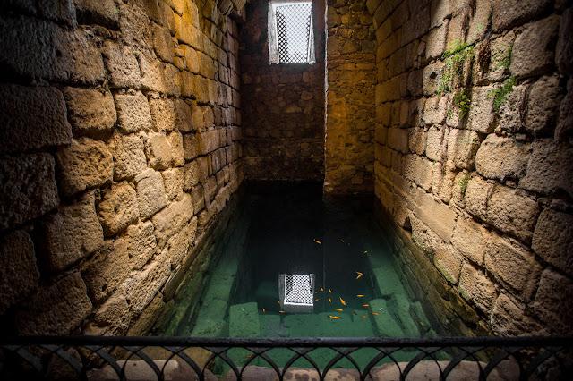 Aljibe de la Alcazaba de Mérida :: Canon EOS5D MkIII | ISO1600 | Canon 17-40@17mm | f/4.0 | 1/20s