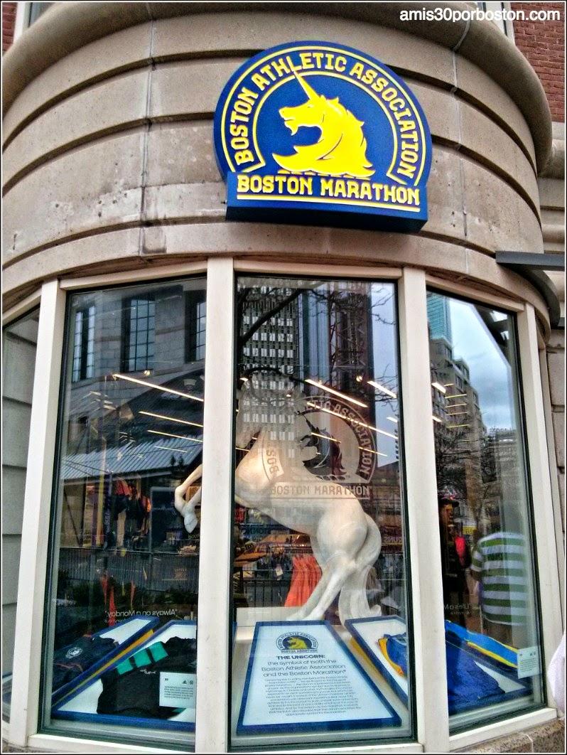 Tienda de la Maratón de Boston