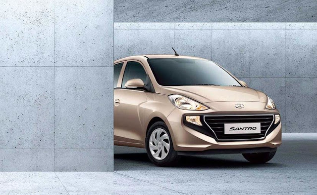 All-New 2018 Hyundai Santro HD Wallpaper, Images, Features