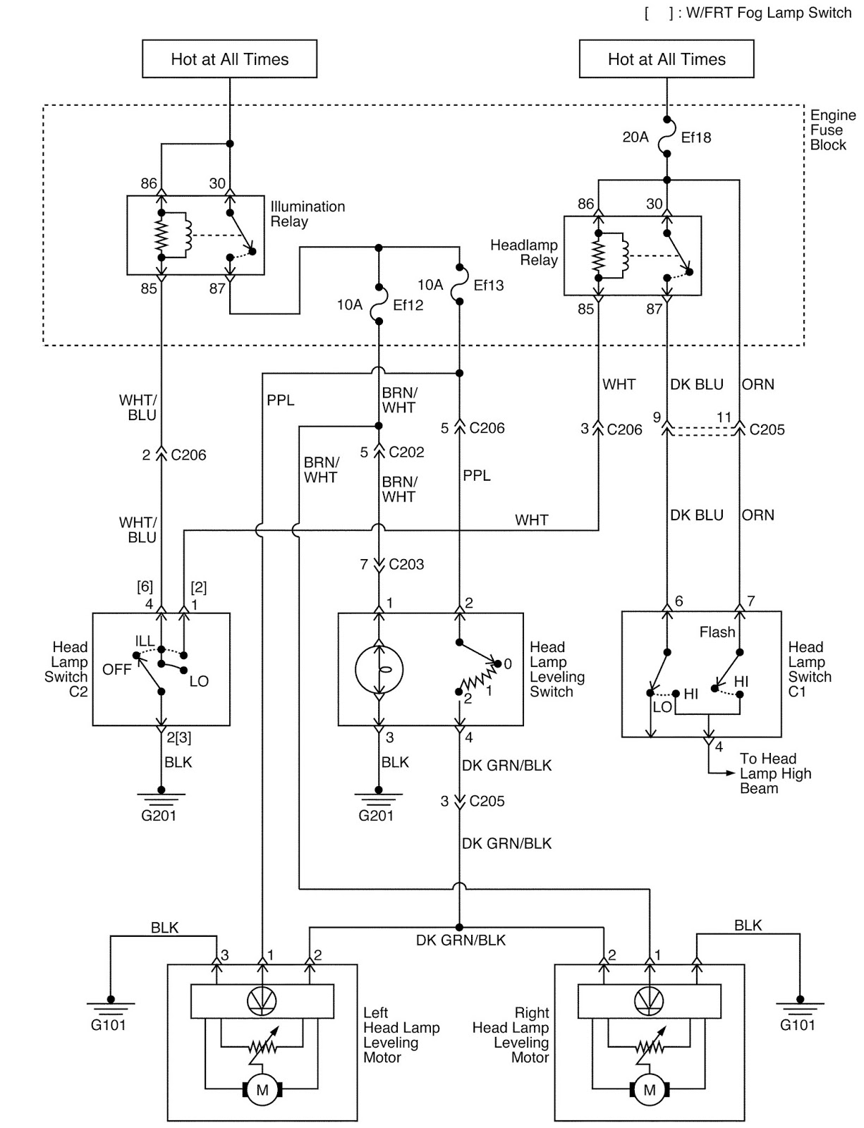 Daewoo Lanos Wiring Diagram Land Cruiser 120 Pcm Get Free Image
