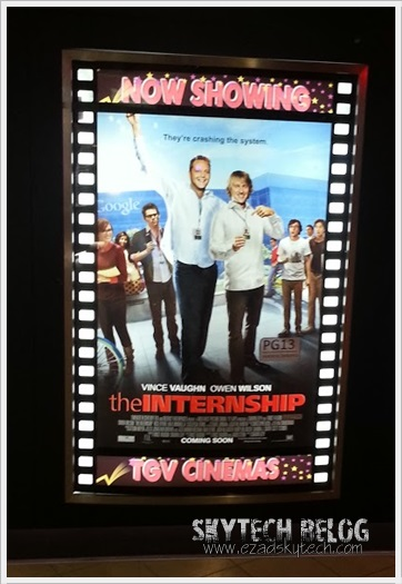 Film Review - The Internship