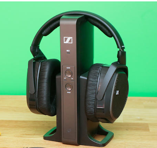 2eb6568383b Sennheiser RS 175 RF Wireless Headphone System review - Premium ...