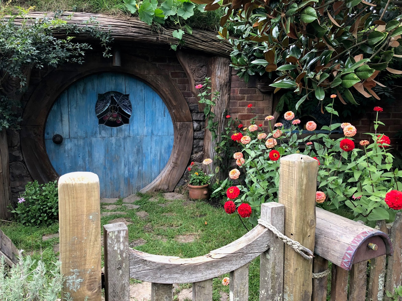 Hobbiton Movie Set Tour New Zealand