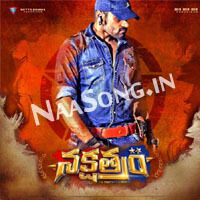 Nakshatram (2016) Telugu Movie Audio CD Front Covers, Posters, Pictures, Pics, Images, Photos, Wallpapers