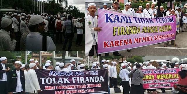 Dibalik Aksi Serentak Aswaja Tolak Ustadz Wahabi di Nusantara