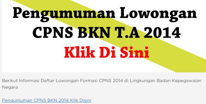 Cpns Brebes Info Lowongan Cpns 2016 Terbaru Honorer K2 Terbaru Agustus Von Pengumuman Hasil Seleksi Cpns 2014 Apr 2016 B252;cher Verkaufen