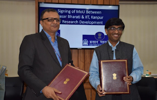 Power Finance Corporation signs MoU with IIT Kanpur