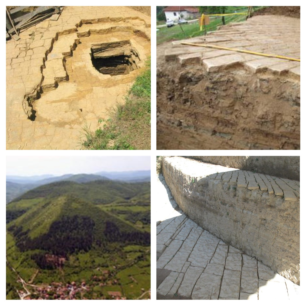 bosnian pyramids carbon dating