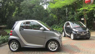 New Smart Fortwo Spesifikasi