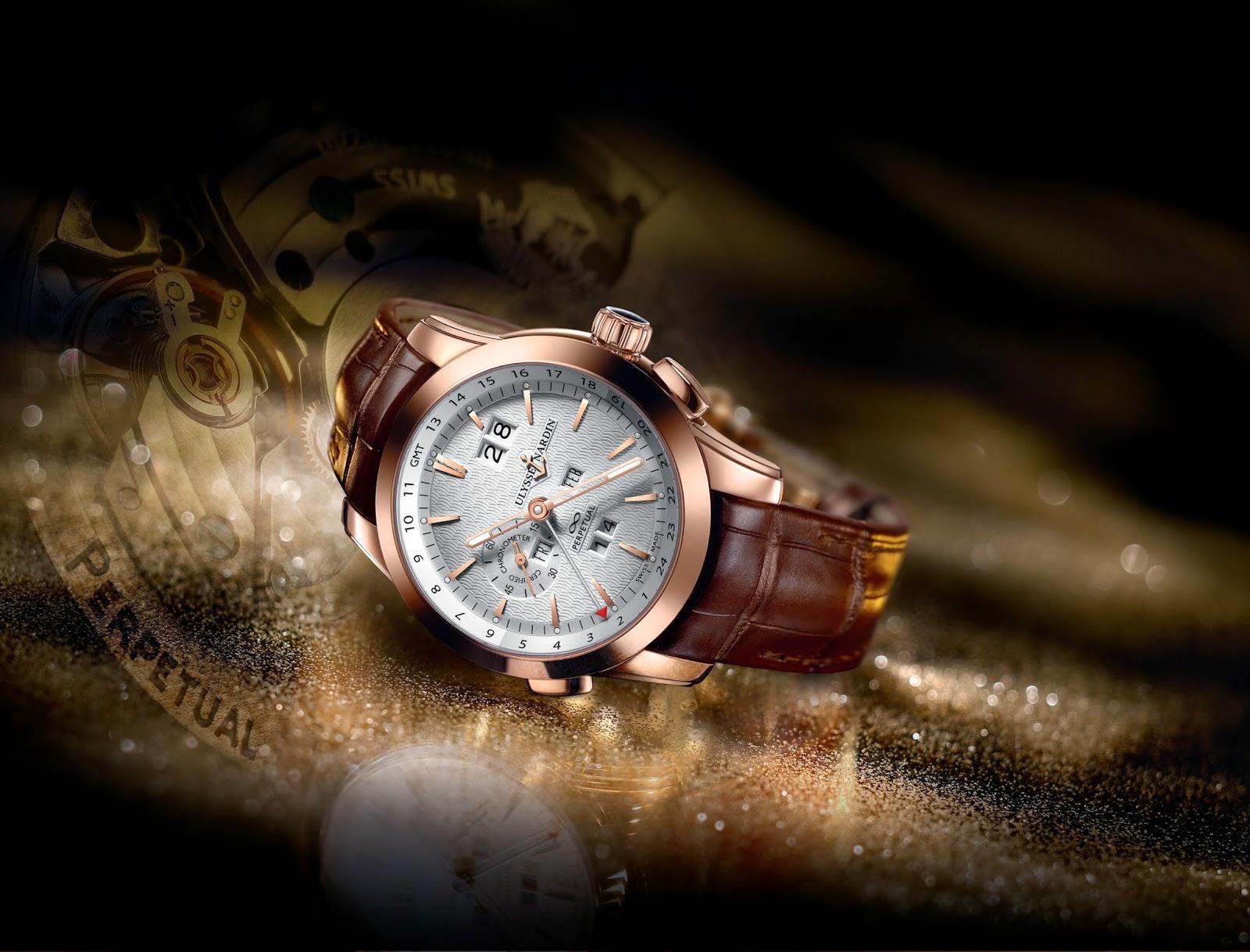 ULYSSE NARDIN reloj 1