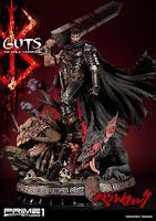 Guts e la Dragonslayer sulla spalla