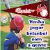 Venha Jogar Beisebol na ACER em Registro-SP