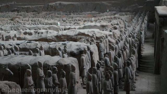 Xian, presupuesto diario, china, entrada, costos, gastos, forma de moverse, guerreros de terracota