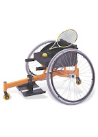 Tennis Sports Wheelchair