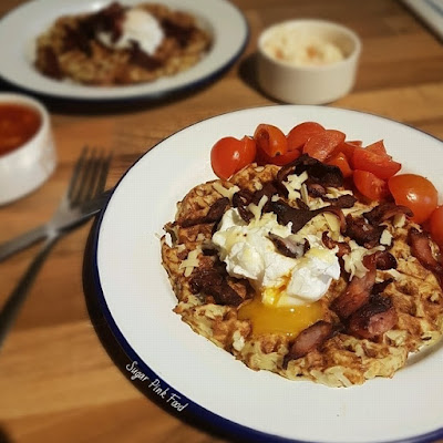 fully loaded hash brown waffles slimming world recipe