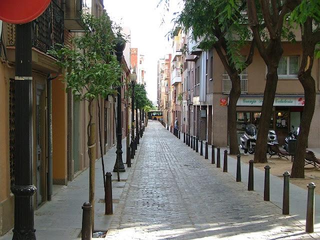 Sant Adreu em Barcelona