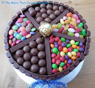 Kit Kat, candy cake