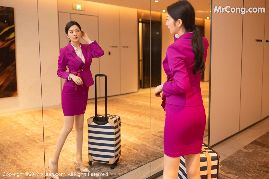 Image XIUREN-No.1799-Xiao-Reba-Angela-MrCong.com-005 in post XIUREN No.1799: Xiao Reba (Angela小热巴) (100 ảnh)