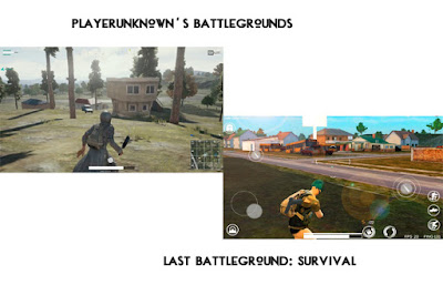 Game Mirip PUBG di Android Last Battleground: Survival