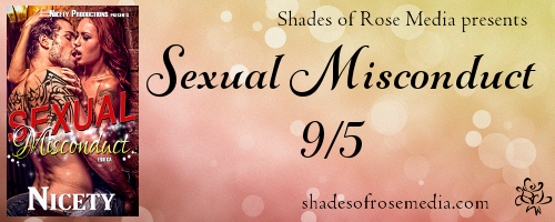 Book Blast - Sexual Misconduct by Nicety